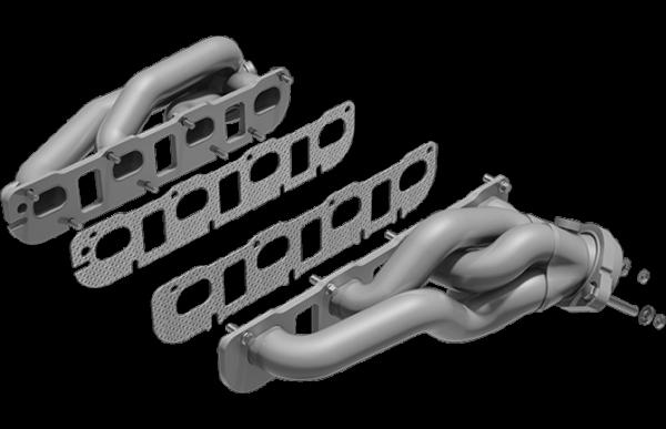 Magnaflow Short Tube Fächerkrümmer Edelstahl Chrysler 300