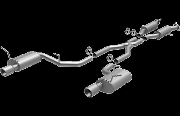 Magnaflow Schalldämpfer Anlage Dodge Durango V6 / V8