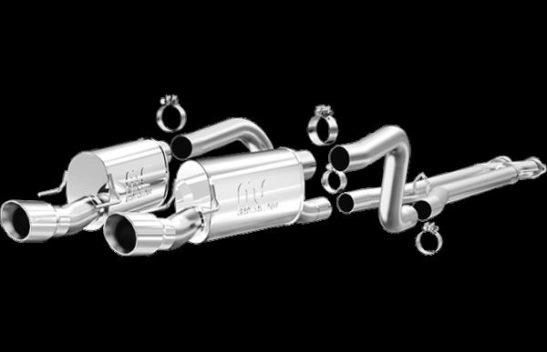 Magnaflow Schalldämpfer Anlage Chevrolet Corvette Z06 LS7