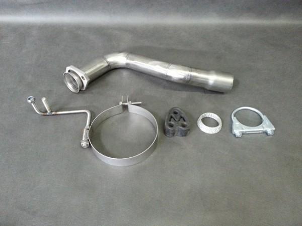 Montage Kit Universal Schalldämpfer - Nissan Micra K12