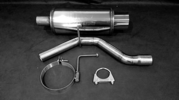 Magnaflow Schalldämpfer Peugeot 207 1,6 RC
