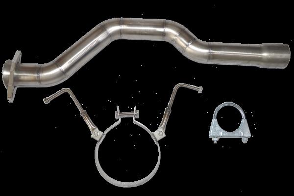 Montage Kit Universal Schalldämpfer - Honda CIVIC MB6