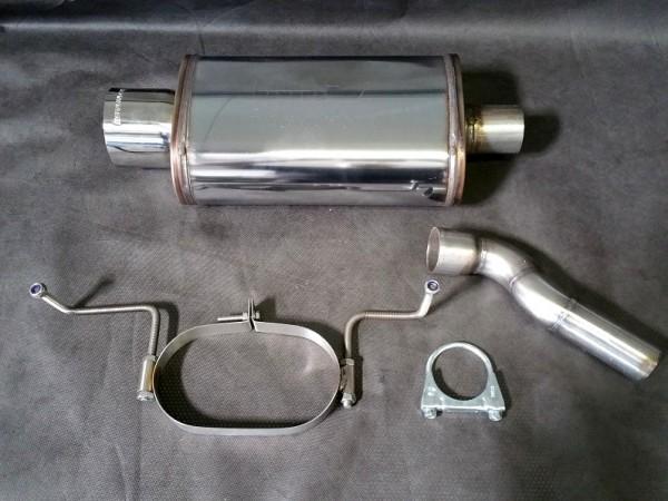 Magnaflow Schalldämpfer Opel Corsa C
