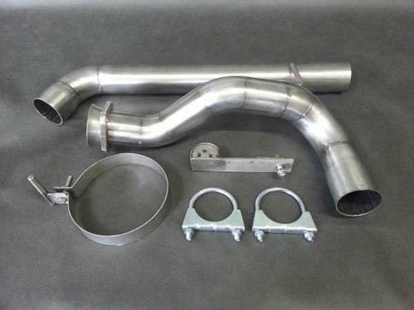 Montage Kit Universal Schalldämpfer - Honda CIVIC ED9 EE8