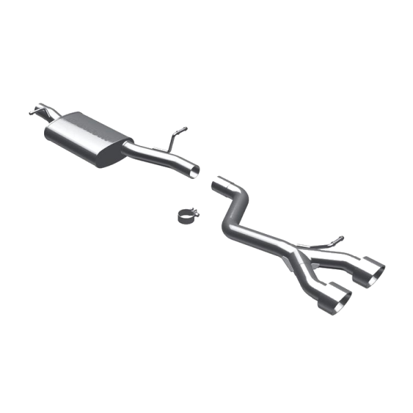 Magnaflow Schalldämpfer Anlage VW Golf 5 R32