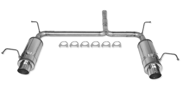 Magnaflow Schalldämpfer Honda Accord CG2 CG4