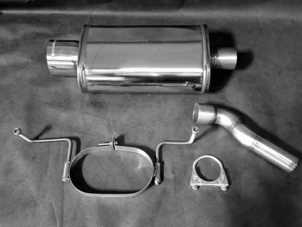 Magnaflow Schalldämpfer Opel Corsa B