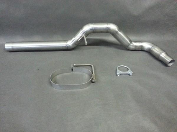 Montage Kit Universal Schalldämpfer - VW Golf 4 (55mm)