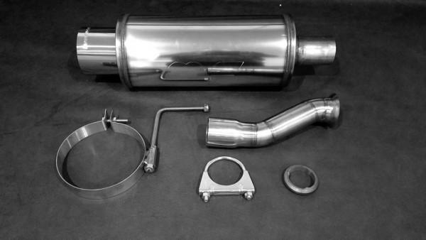 Magnaflow Schalldämpfer Peugeot 307 2,0