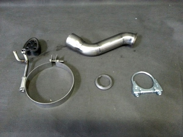 Montage Kit Universal Schalldämpfer - Peugeot 206