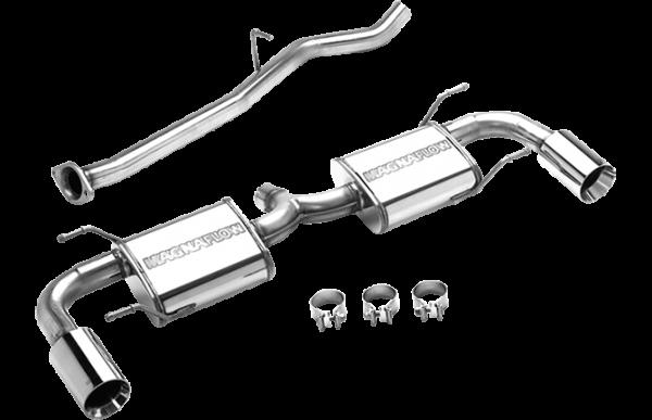 Magnaflow Schalldämpfer Anlage Mazda RX8 1,3L