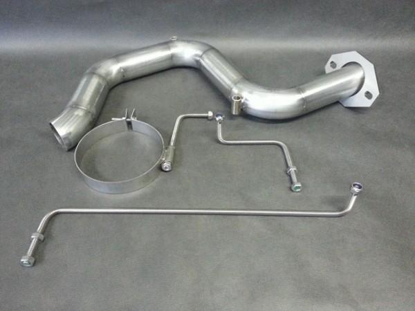 Montage Kit Universal Schalldämpfer - Toyota Celica T23
