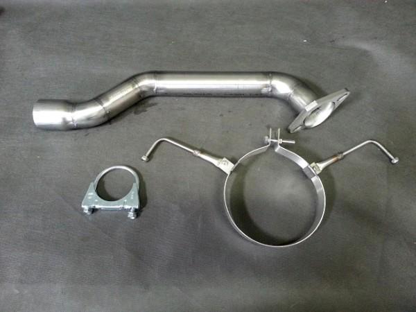 Montage Kit Universal Schalldämpfer - Nissan 100NX