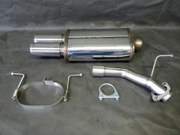 Magnaflow Schalldämpfer Opel Vectra B