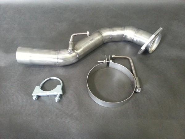 Montage Kit Universal Schalldämpfer - Toyota Corolla E12 1,8