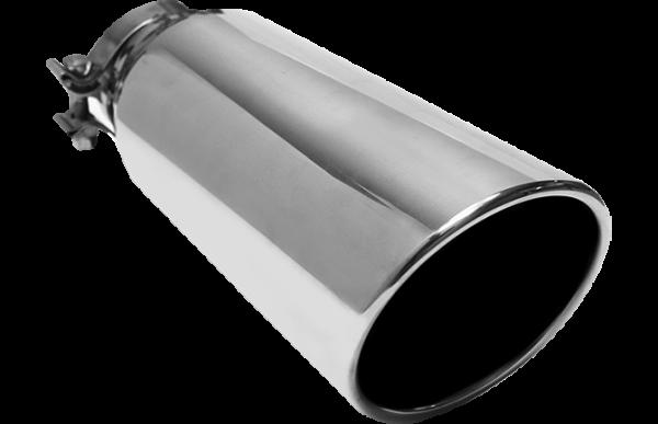 Magnaflow Endrohr - 76mm / 100mm schräg