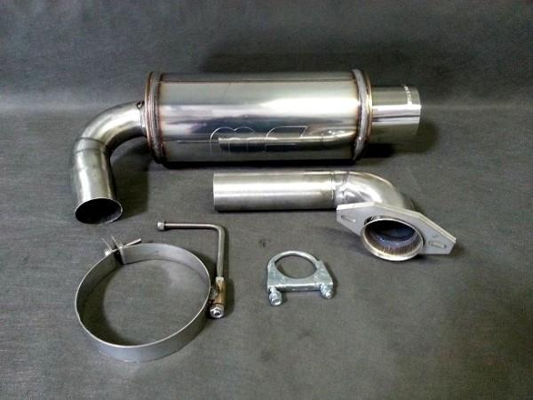 Magnaflow Schalldämpfer Mazda MX5 NC
