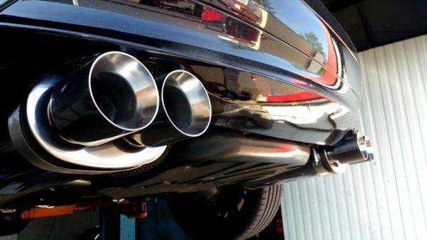 Magnaflow Schalldämpfer Mercedes SLK R171