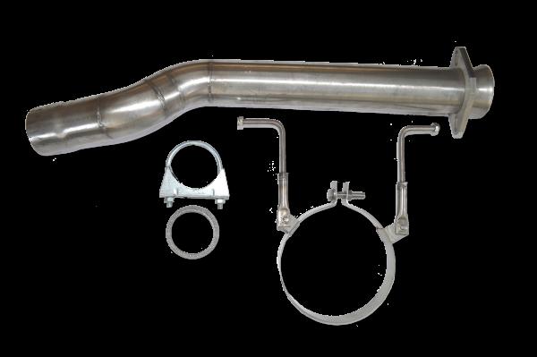 Montage Kit Universal Schalldämpfer - Honda Prelude BB1-9