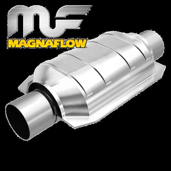 Magnaflow 400 Zeller Rennsport Kat 57mm