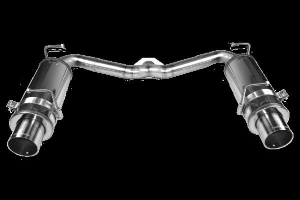 Magnaflow Schalldämpfer Anlage Mazda MX5 NC