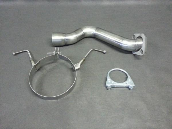 Montage Kit Universal Schalldämpfer - Honda CRX Del Sol EH6 EG2