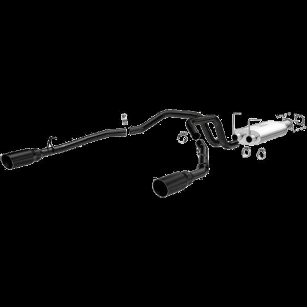 Magnaflow Schalldämpfer Anlage Dodge RAM 1500 2019- Schwarz