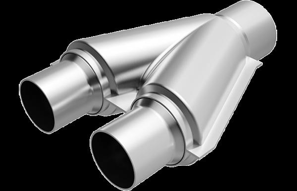 Magnaflow Universal Y-Pipe 63,5mm